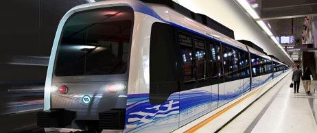 Метрото в Солун ще започне работа през 2020 г., а първата станция бе официално открита в събота, 29.12.2018 г. от Алексис Ципрас.