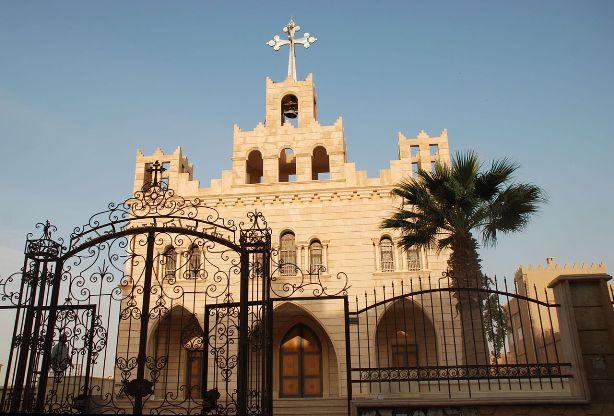 Сирийска християнска църква