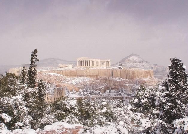 Снежния Акропол