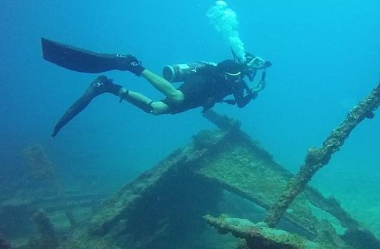 Корабокрушенията се превръщат в подводни атракции